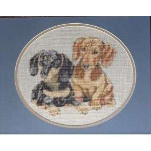 Puppy Love X : Dachshunds   LS 21: Arts, Crafts & Sewing