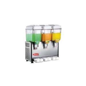 Fleetwood SL003 3P   Twin Cold Beverage Dispenser w/ (3) 3 Gal