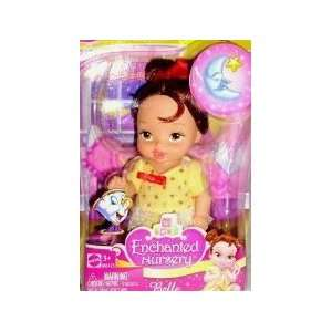 Disney Princess Belle Enchanted Nursery 4.5 Baby Doll Toys & Games