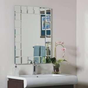 SSM5005 2 Zoe Frameless Wall Mirror SSM5005 2