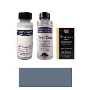 2 Oz. Graphite Blue Metallic Paint Bottle Kit for 1999
