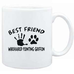 FRIEND IS MY Wirehaired Pointing Griffon  Dogs Sports & Outdoors