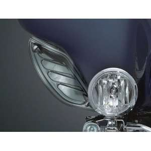 Smoke Dragon Wing Variable Air Deflectors For Harley Davidson Touring