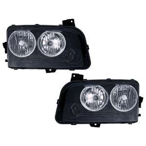 Without Hid Kit Oe Style Headlamps Driver/Passenger Sides Automotive