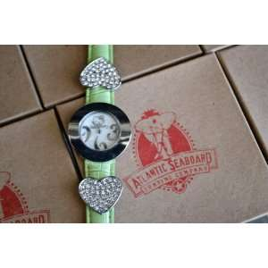 Hello Kitty Ladies Watch with Stone Accents on Dial & Band