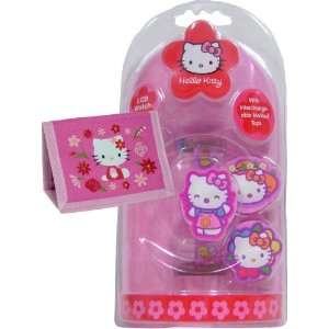 Hello Kitty  Interchangeable LCD Watch Toys & Games