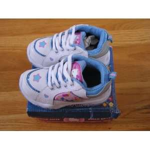 Hello kitty shoes Blue size 8.5