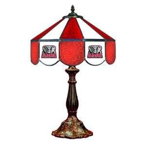 Alabama Crimson Tide 14 Table Lamp