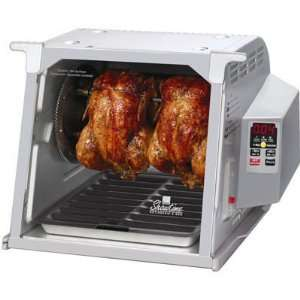 Rotisserie and BBQ Platinum Edition