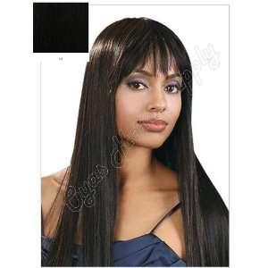 BOSS FIRST REMI 100% Premium Human Hair Weave   EMPIRE SILKY 18 (#1B
