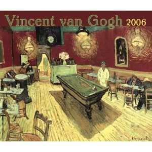 Vincent Van Gogh Deluxe 2006 Wall Calendar (Art