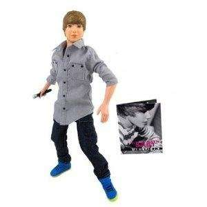 Justin Bieber Red Carpet Style Collection Doll   3 Pieces