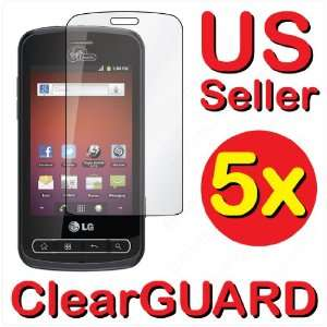 5x Virgin Mobile LG Optimus Q Slider LS700 VM710 Premium