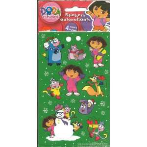 Explorer Christmas Theme Scrapbook Stickers (PDORA19)