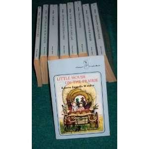 Little House on the Prairie 9 Volume Set Books