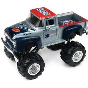 New England Patriots 1956 Ford Monster Truck  Sports