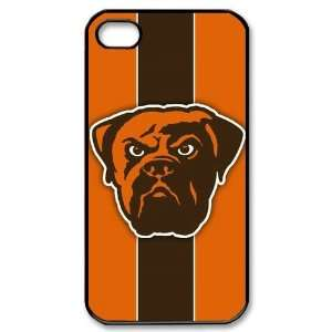 iPhone 4/4s Covers Cleveland Browns logo hard case: Cell