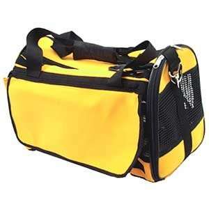 Fashion Pet Travel Gear Carrier   Yellow  Size SMALL