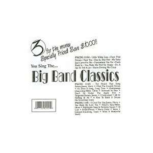 You Sing Big Band Classics (Karaoke CDG) Musical Instruments