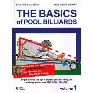 The Basics of Pool Billiards Volume 1   Book Sports