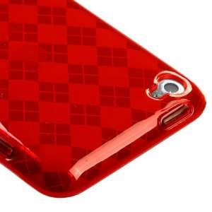 Red Apple Magnetic Dishwasher Cover Magnet Kitchen Decor