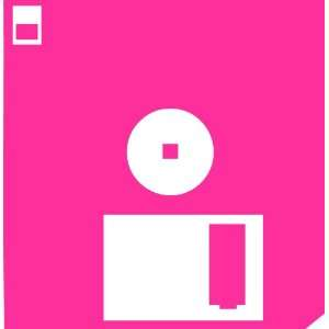 Computer Disc Removable Wall Sticker