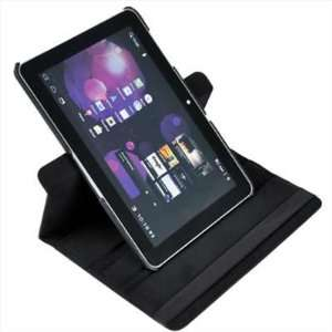 Stand Leather case Cover for Samsung Galaxy Tab 10.1 P7510 P7500 Black