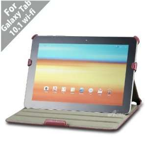 Acase Samsung GALAXY Tab 10.1 High Quality Premium Slim Leather Case