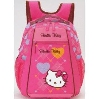 Hello Kitty Small Backpack   Argyle