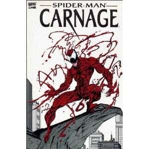Spider Man Carnage (Marvel Comics)