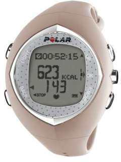 Heart Rate Monitor Watch (Pink Coral)