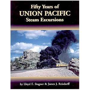 Fifty Years of Union Pacific Steam Excursions Books