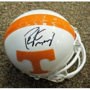 Manning Autographed Vols Mini Helmet Steiner Coa Sports Collectibles