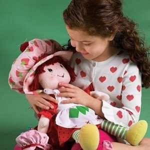 Strawberry Shortcake™ Rag Doll by Madame Alexande Toys