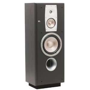 JBL N38 3 Way Floor Standing Speaker (Black Ash) Electronics