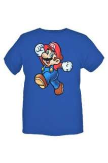 Nintendo Super Mario Bros. Mario T Shirt 3XL Clothing