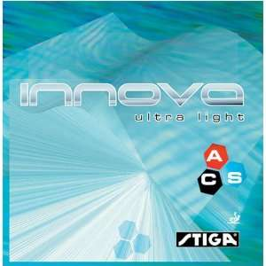 STIGA Innova Ultra Light Table Tennis Rubber