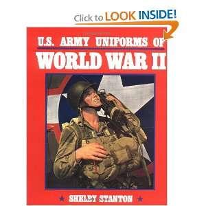 U.S. Army Uniforms of World War II (9780811725958) Capt