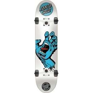 Santa Cruz Screaming Hand Thunderline Complete Skateboard