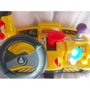 Tonka Interactive Driver Toy: Toys & Games