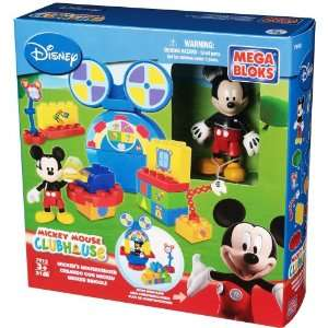 Mega Bloks Mickey Mouse Club House Builds  Toys & Games