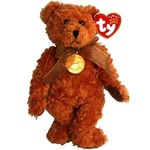 Ty Beanie Babies   100 Year Teddy Bear