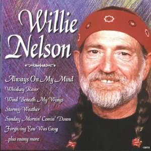 Singer, Songwriter Willie Nelson Music