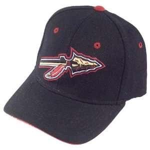 Zephyr Florida State Seminoles (FSU) Black Hat W/Arrow
