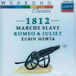 1812 Overture / Romeo & Juliet / Marche Slave Music