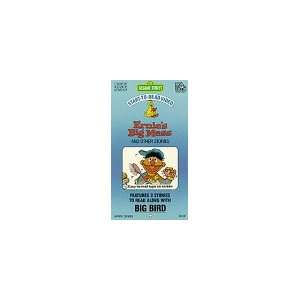 Sesame Street   Ernies Big Mess [VHS] Sesame Street Movies & TV