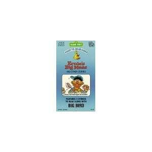 Sesame Street   Ernies Big Mess [VHS] Sesame Street Movies & TV