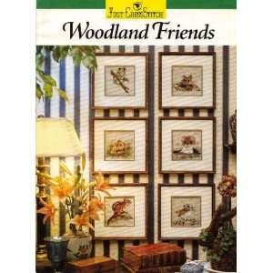 Woodland Friends, Just Cross Stitch Just Cross Stitch