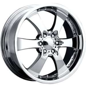 American Eagle 26 20x8.5 Chrome Wheel / Rim 6x5.5 with a 14mm Offset