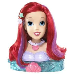 Disney Princess Ariel Styling Head Toys & Games